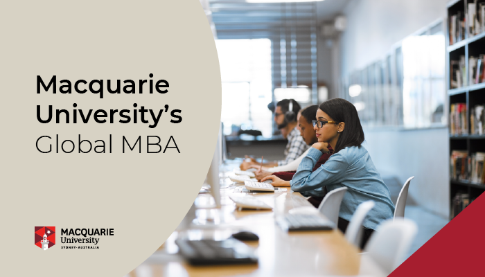 "Why ""Stackability"" Matters for  Macquarie University's Global MBA"